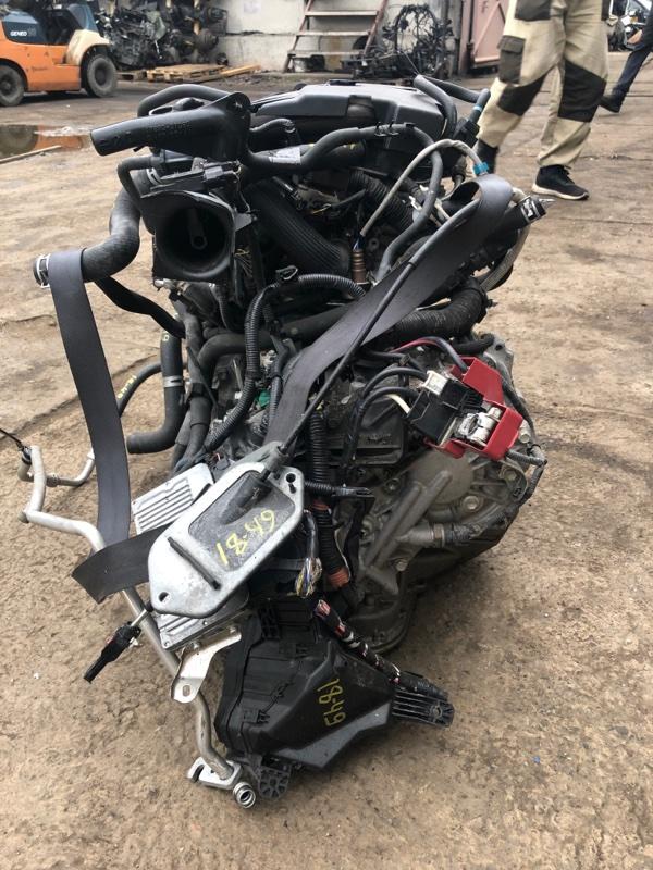 Проводка двигателя Toyota Spade NCP141 1NZ-FE