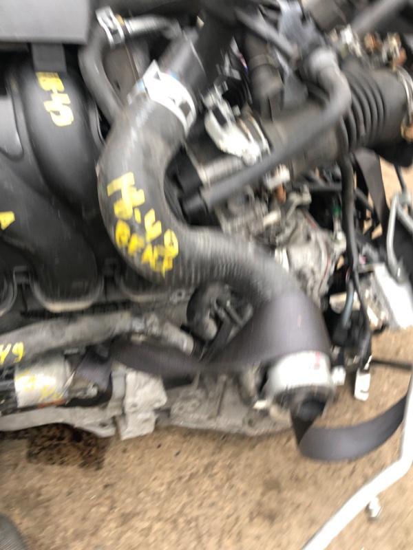 Патрубок Toyota Spade NCP141 1NZ-FE верхний