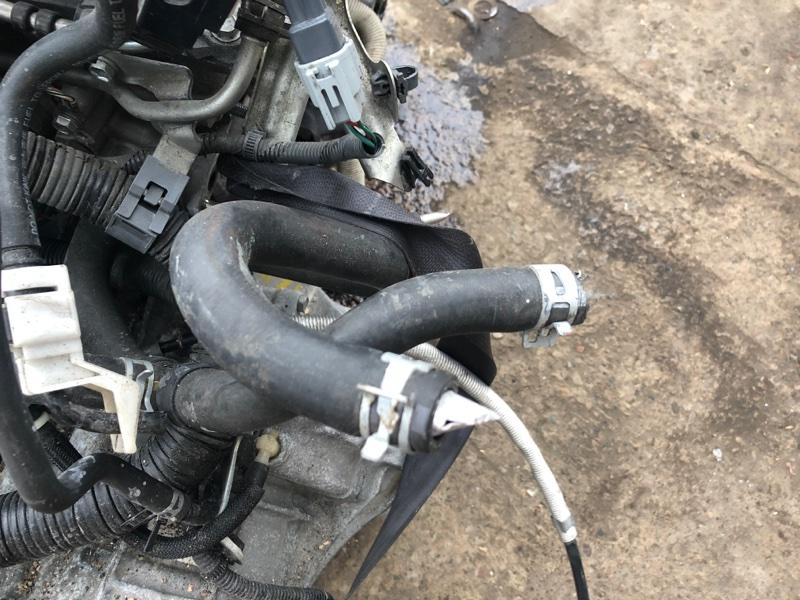 Патрубок Toyota Spade NCP141 1NZ-FE