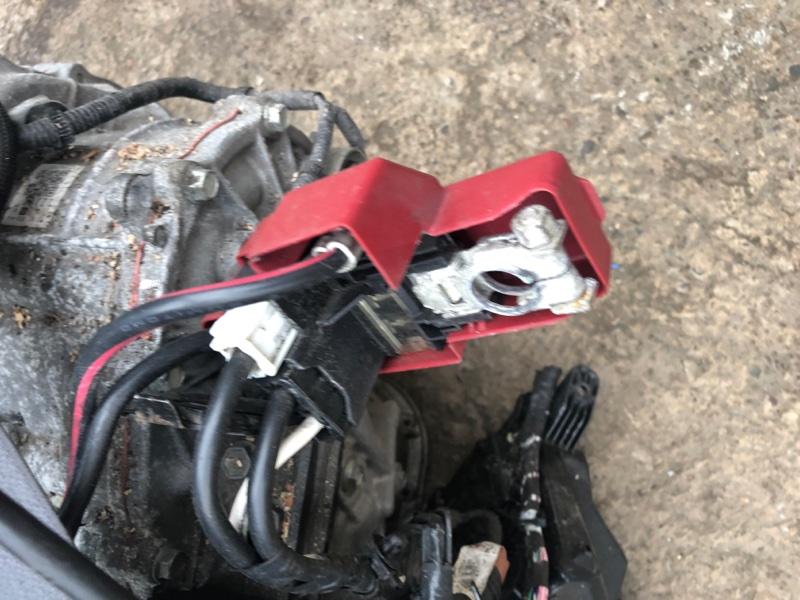 Клемма акб Toyota Spade NCP141 1NZ-FE