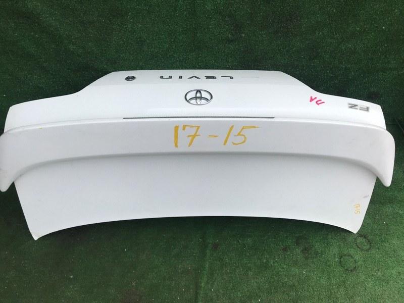 Крышка багажника Toyota Corolla Levin AE110 5A-FE