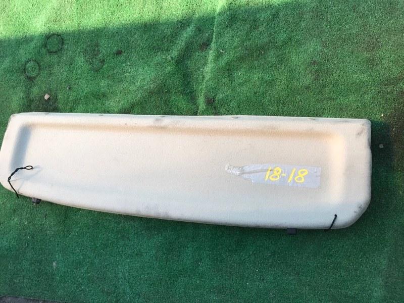 Полка багажника Nissan Tiida C11 HR15DE