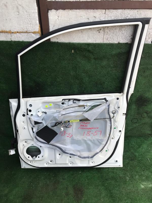 Дверь боковая Honda Stepwgn RK1 R20A передняя правая