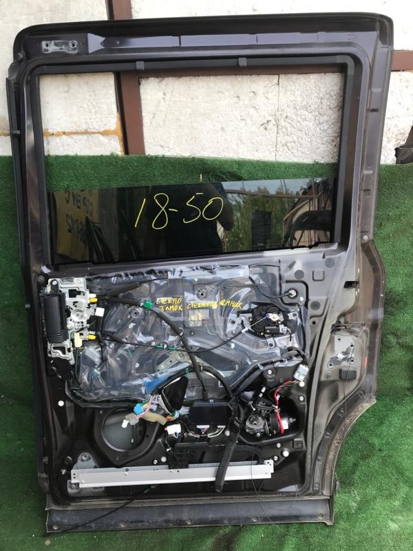Дверь боковая Nissan Serena FNC26 MR20 задняя правая