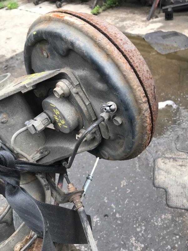Рабочий тормозной цилиндр Toyota Allion ZZT240 1ZZ задний левый