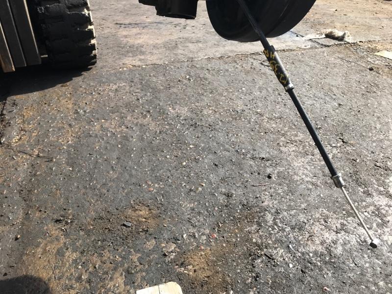 Трос ручника Toyota Isis ZNM10W 1ZZ-FE задний левый