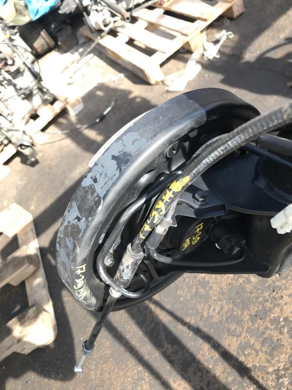 Трос ручника Toyota Isis ZNM10W 1ZZ-FE задний правый