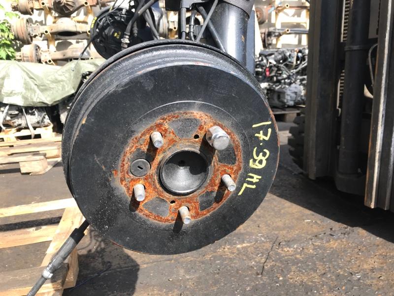 Барабан тормозной Toyota Isis ZNM10W 1ZZ-FE задний левый
