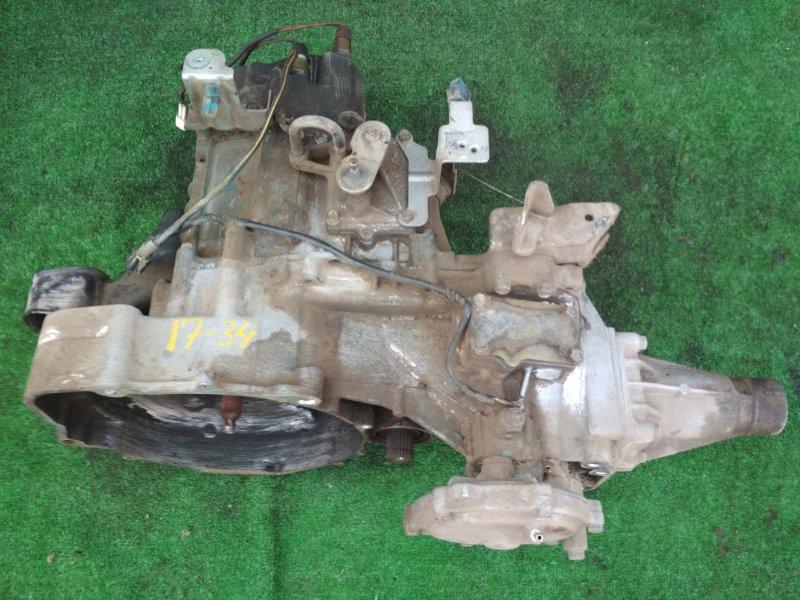 Мкпп Subaru Sambar TT2 EN07