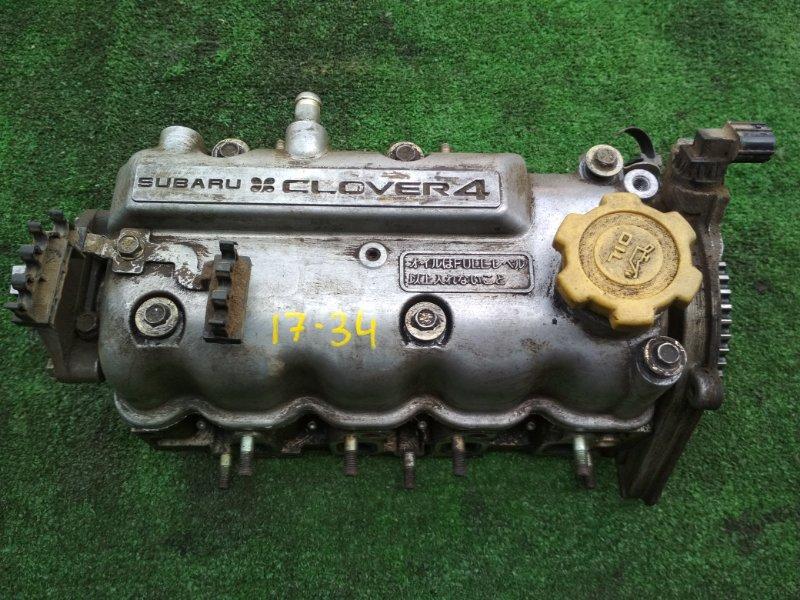 Головка блока цилиндров Subaru Sambar TT2 EN07