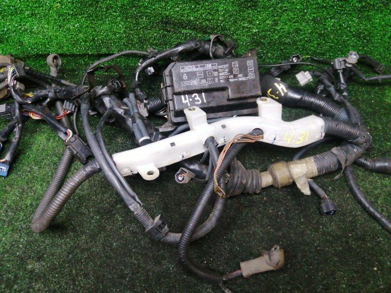 Проводка двигателя Toyota Sprinter Trueno AE111 4A-FE
