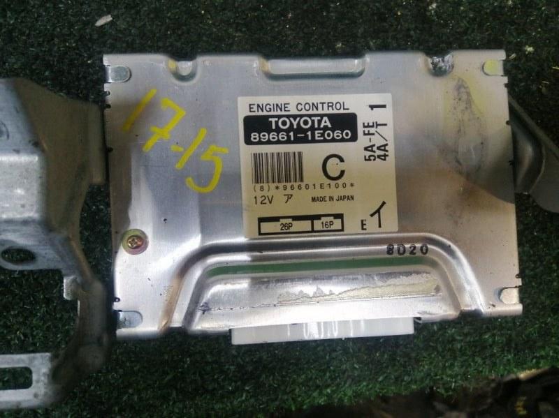 Блок управления двс Toyota Corolla Levin AE110 5A-FE