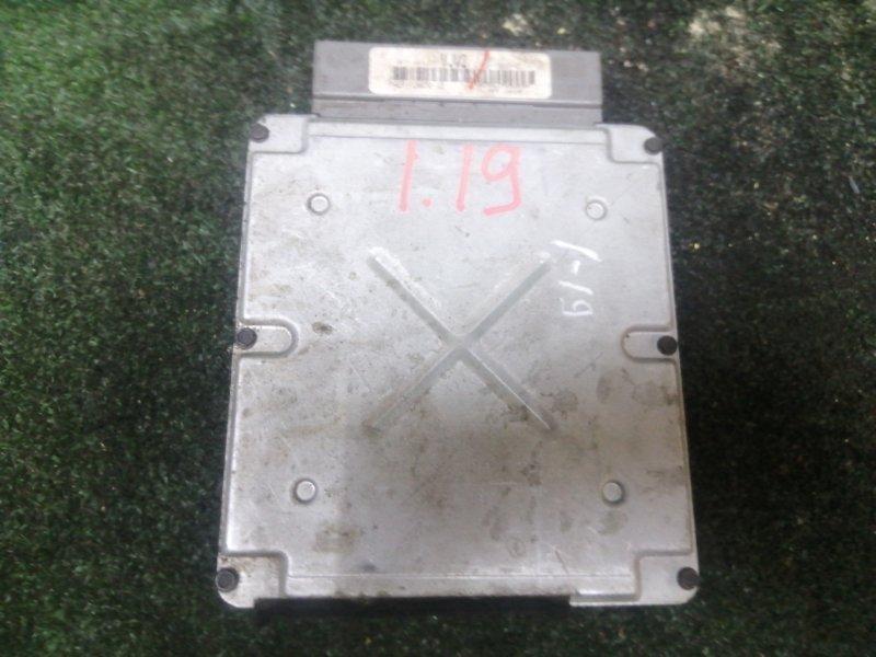 Блок управления двс Mitsubishi Legnum EA7W 4G94