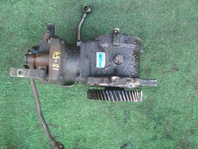 Воздушный компрессор тормозной системы Nissan Diesel MK210 FE6E 1999