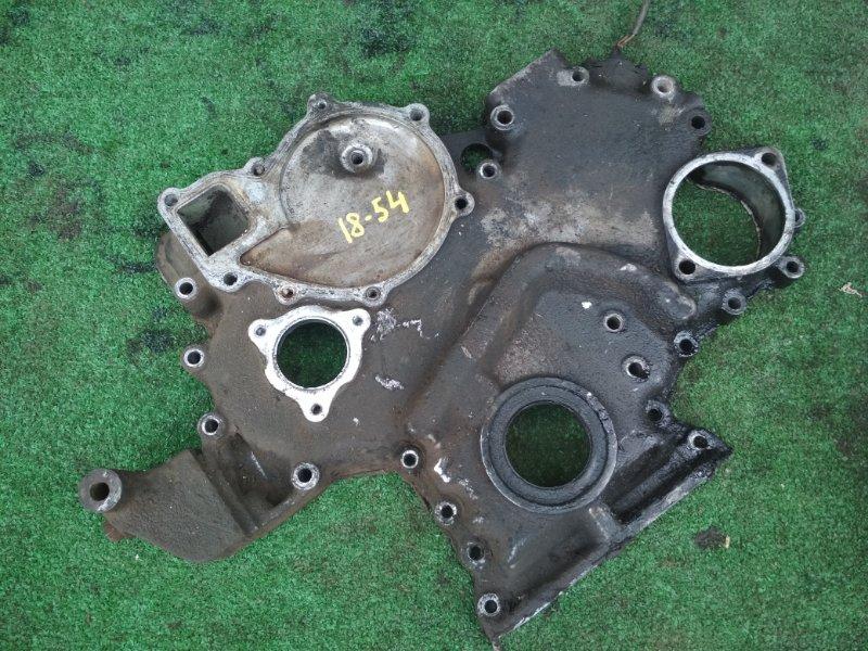 Лобовина двигателя Nissan Diesel MK210 FE6E 1999