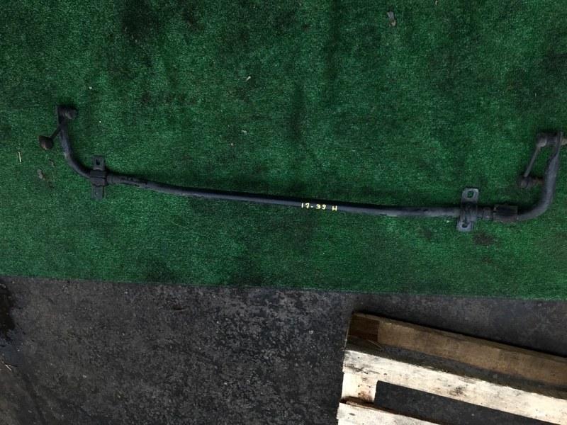 Стабилизатор поперечной устойчивости Toyota Isis ZNM10W 1ZZ-FE задний