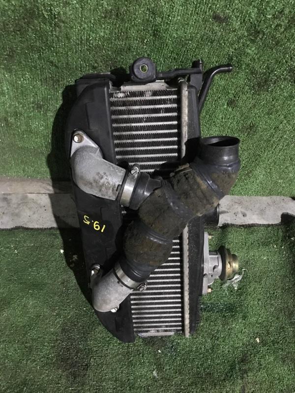 Радиатор интеркулера Subaru Forester SG5 EJ20