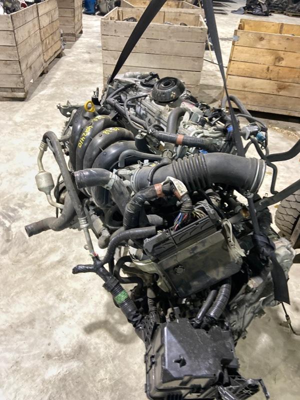 Двигатель Toyota Voxy ZZR70W 3ZR-FE