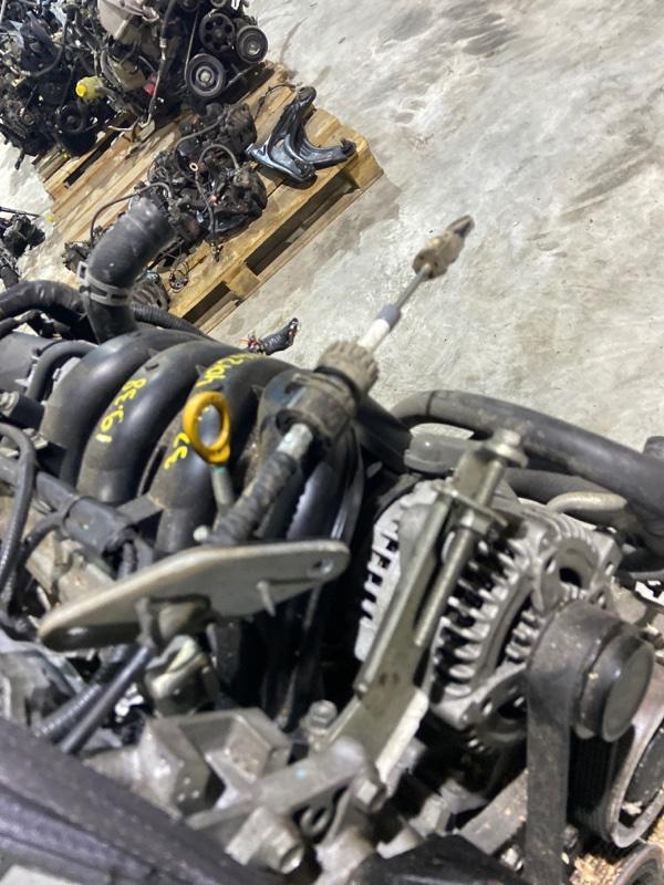 Трос кпп Toyota Voxy ZZR70W 3ZR-FE