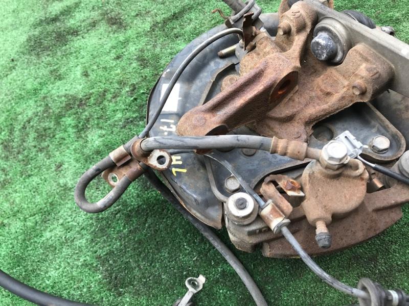 Шланг тормозной Toyota Curren ST207 3S-FE задний левый