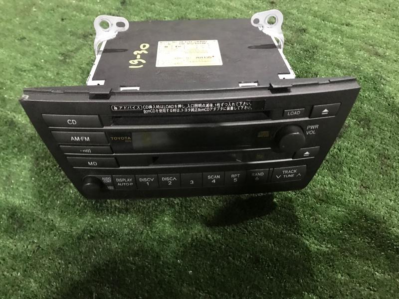 Магнитола Toyota Mark Ii Blit JZX115W 1JZ-GE