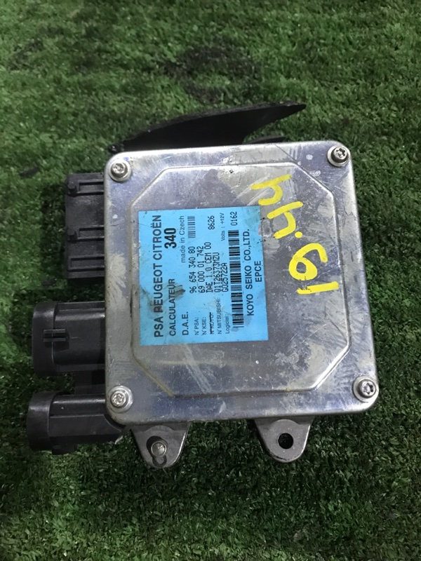 Блок управления рулевой рейкой Citroen C3 NFU (TU5JP4) 2002