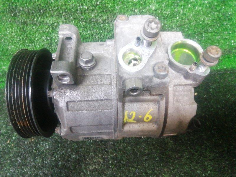 Компрессор кондиционера Audi A3 BSE 2007