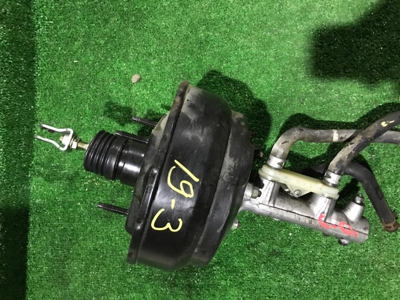 Вакуумный усилитель тормоза и сцепления Toyota Nadia SXN15 3S-FE