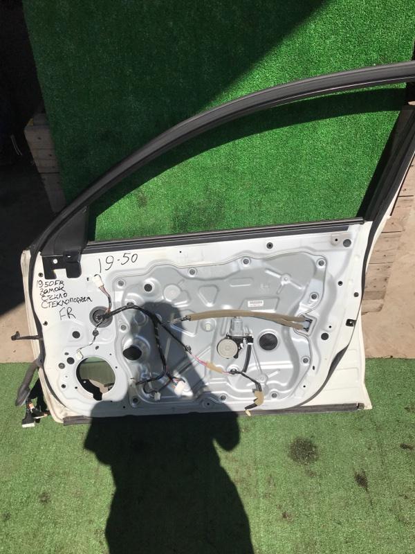 Стеклоподъемник Nissan Teana J32 VQ25DE передний правый