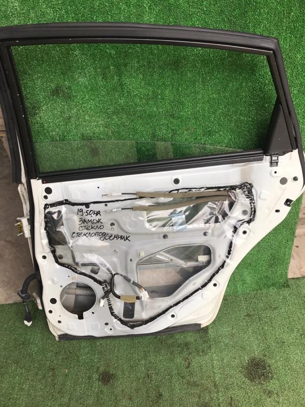 Стеклоподъемник Nissan Teana J32 VQ25DE задний правый
