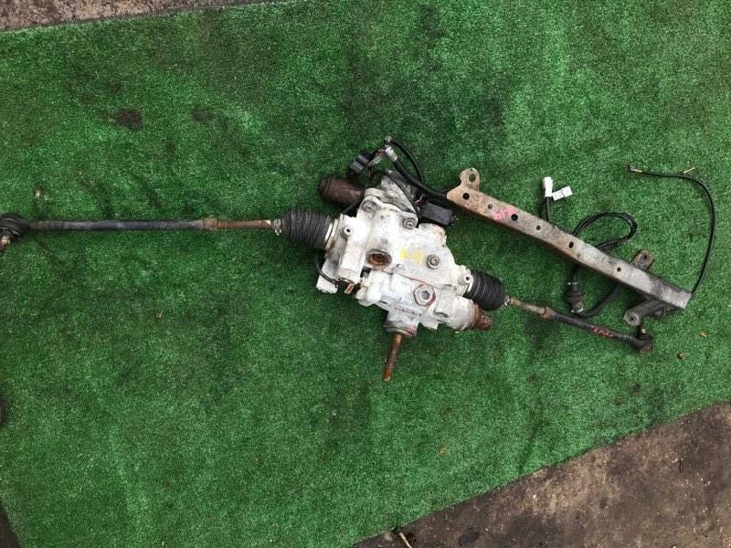 Рулевая рейка Toyota Curren ST207 3S-FE задняя