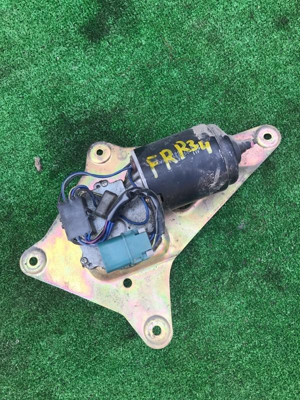 Мотор стеклоочистителя Isuzu Forward FRR34