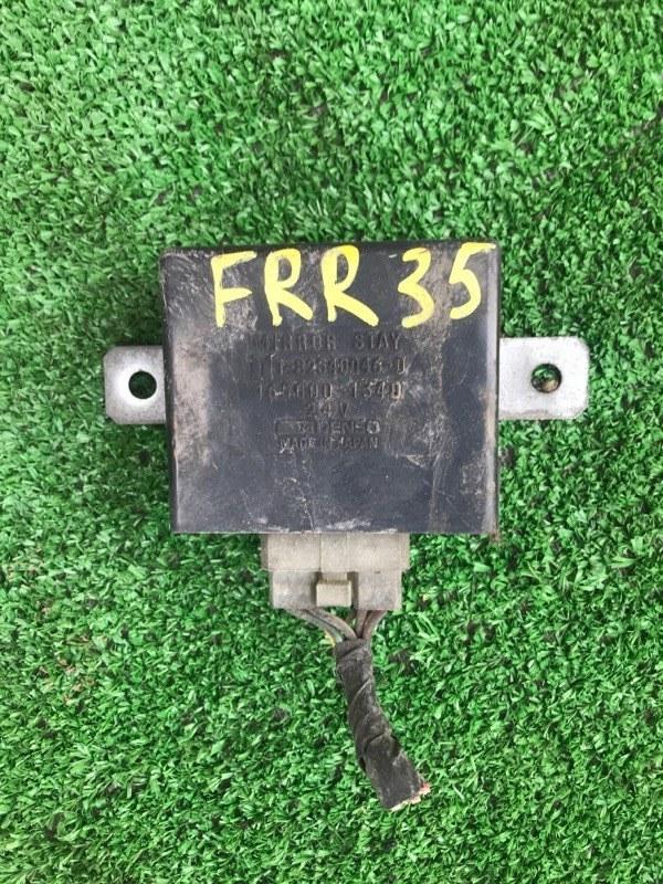 Блок управления Isuzu Forward FRR35