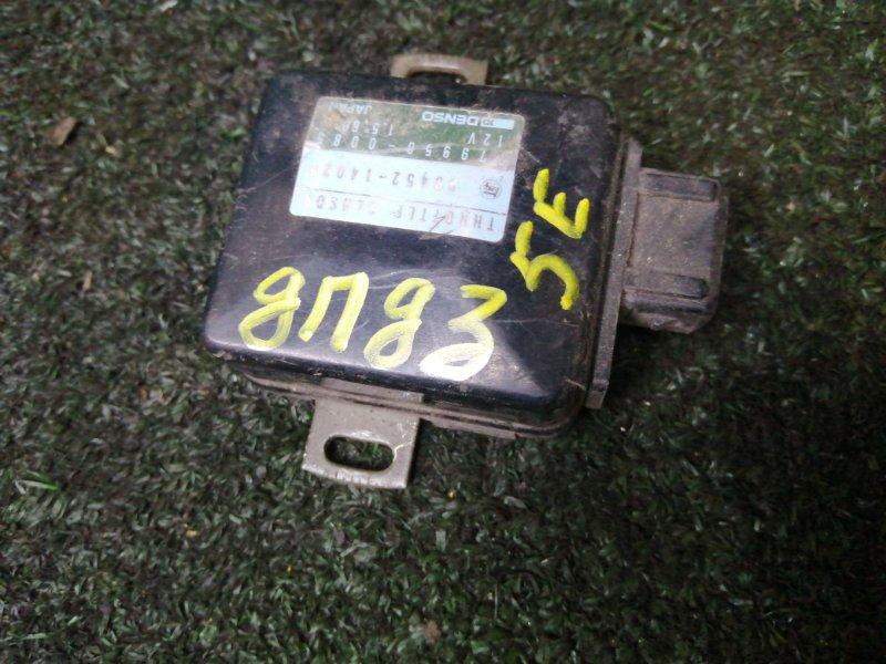 Датчик положения дроссельной заслонки Toyota 5E