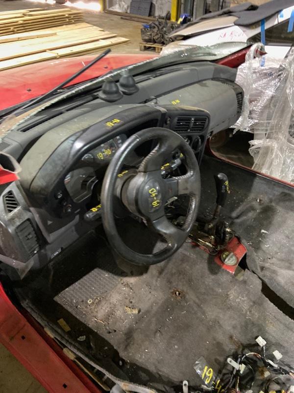 Панель передняя в салон Mitsubishi Eclipse D27A 4G63-T