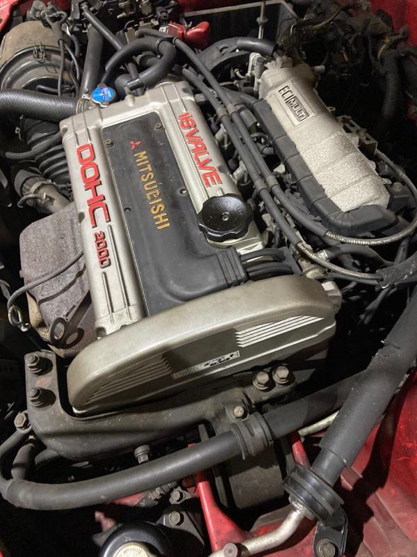 Мкпп Mitsubishi Eclipse D27A 4G63-T