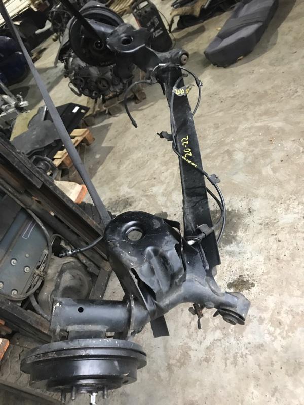 Балка поперечная Honda Mobilio Spike GK2 L15A задняя