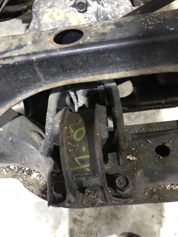 Подушка балки Honda Stepwgn RF4 K20A