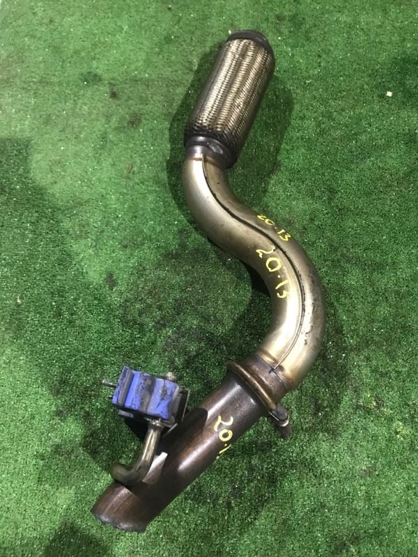 Труба приемная глушителя Peugeot 308 PSA 5FT