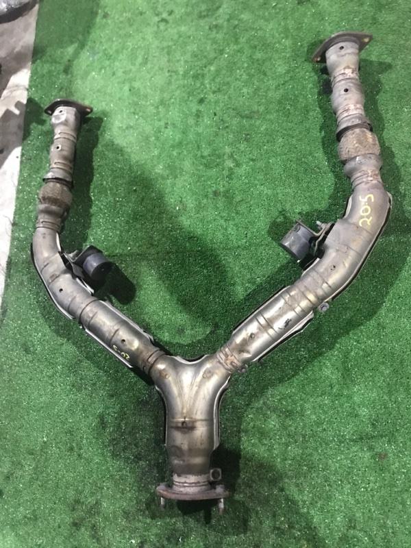 Труба приемная глушителя Nissan Fuga Y51 VQ25HR