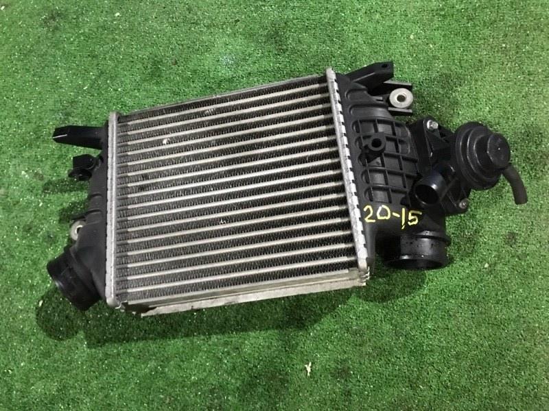 Радиатор интеркулера Subaru Legacy BP5 EJ20X