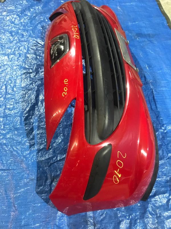 Бампер Peugeot 207 KFU передний