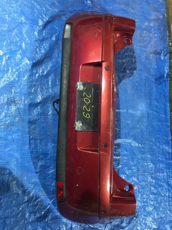 Бампер Citroen C4 PSA5FW 2009 задний