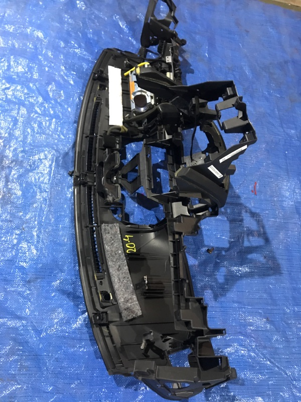 Панель передняя в салон Nissan Fuga PNY50 VQ35DE