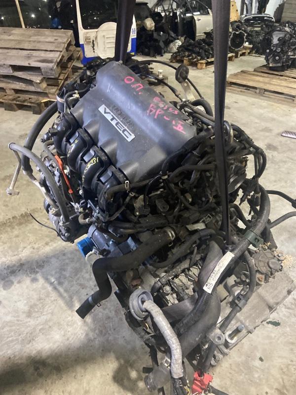 Проводка двигателя Honda Mobilio Spike GK2 L15A