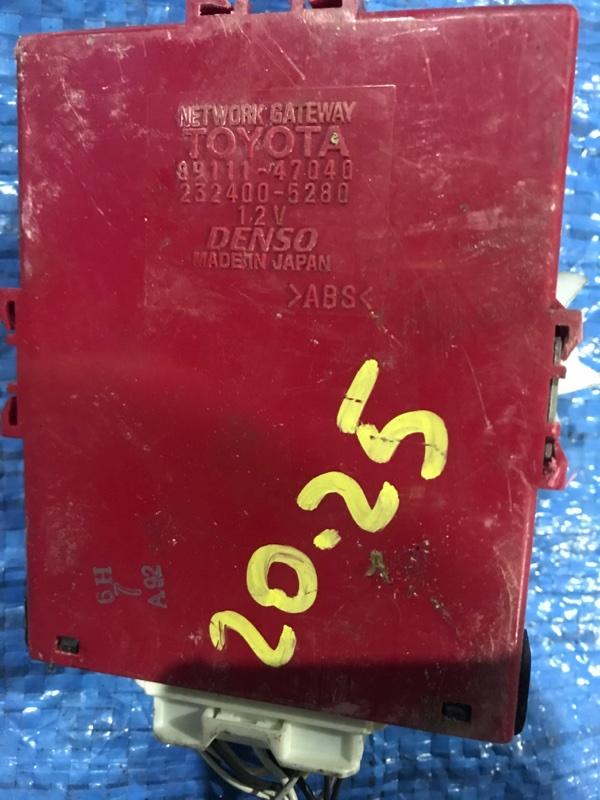 Блок комфорта Toyota Prius NHW20 1NZ-FXE