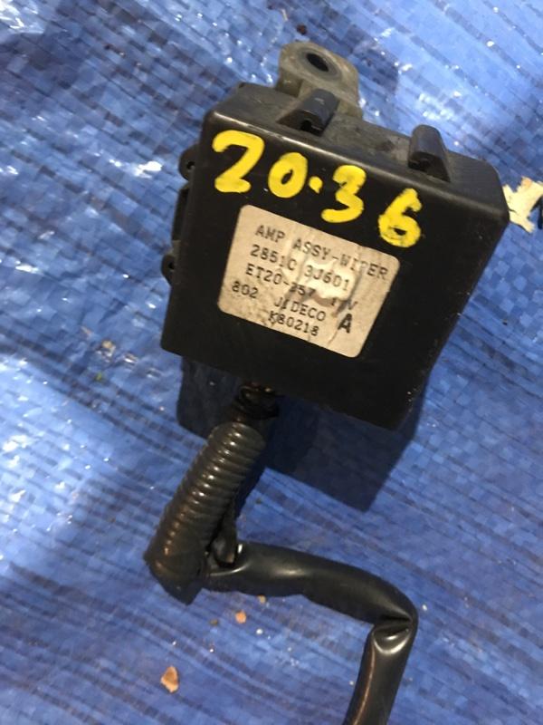 Реле Nissan Bluebird EU14 SR18DE