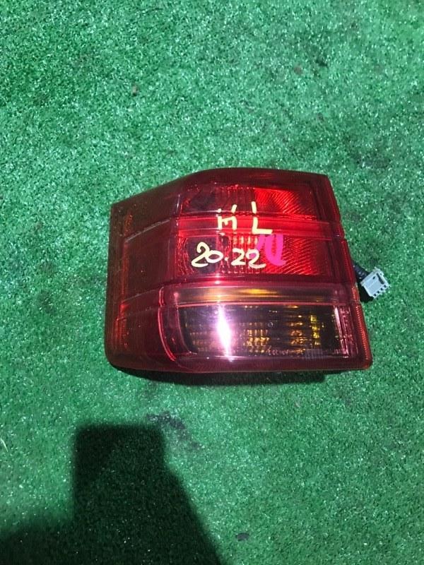 Фонарь стоп-сигнала Honda Mobilio Spike GK2 L15A левый