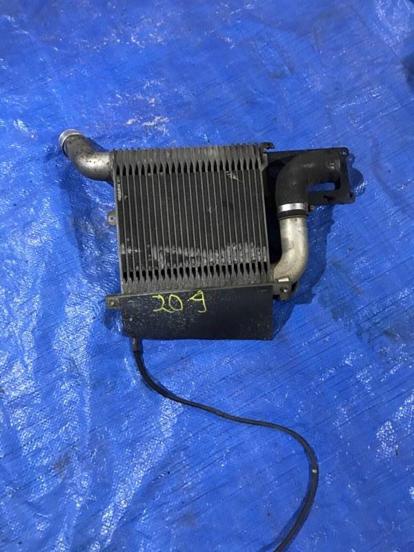 Радиатор интеркулера Toyota Dyna KDY280 2KD-FTV