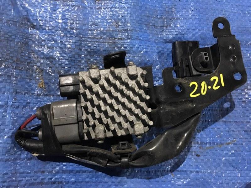 Блок управления вентилятором двигателя Mazda Axela BLEFP LF
